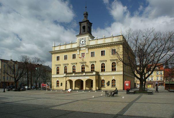 Ratusz Ostrów Wielkopolski